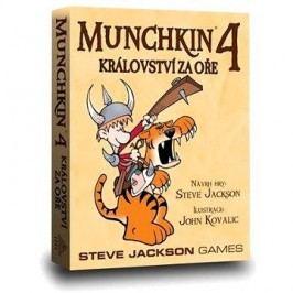 Munchkin 4. rozšíření – Království za oře