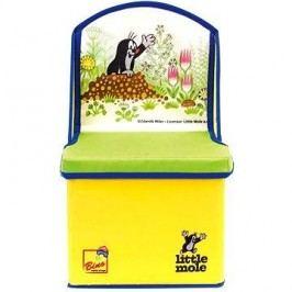 Bino Krteček - Box/židle na hračky