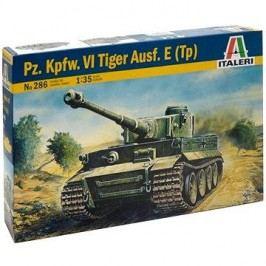 Italeri Model Kit 0286 tank – Pz. Kpfw. VI Tiger Ausf. E (Tp)