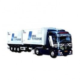 Monti system 59 - DFDS Transport Actros L-MB 1:48