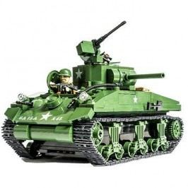 Cobi 2464 Small Army - WW M4A1 Sherman
