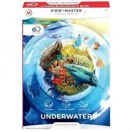 Mattel View Master Zážitkový balíček  - Podvodní svět
