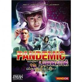Pandemic - Laboratoř