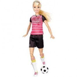 Barbie Sportovkyně – Fotbalistka