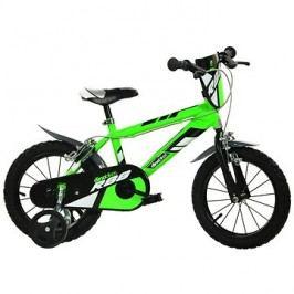 Dino bikes 16 green R88