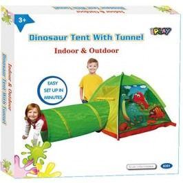 Dino s tunelem