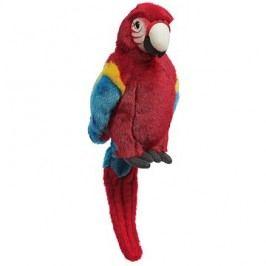 Hamleys Papoušek červený