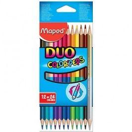 Maped Color Peps Duo, 24 barev