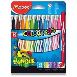 Maped Color Peps Jungle, 12 barev
