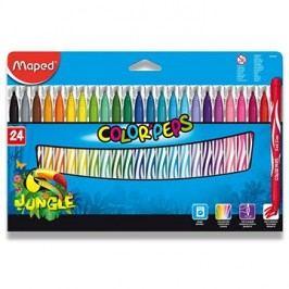 Maped Color Peps Jungle, 24 barev