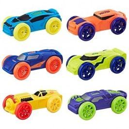 Nerf Nitro náhradní nitro autíčka 6 ks mix barev
