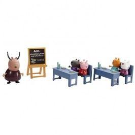 Prasátko Peppa - Školní třída + 5 figurek