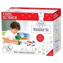 Cool Science Mikroskop 30×