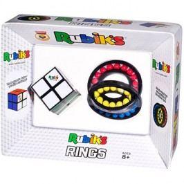 Rubikova kostka 2×2 + skládanka prsteny