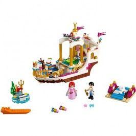 LEGO Disney 41153 Arielin královský člun na oslavy