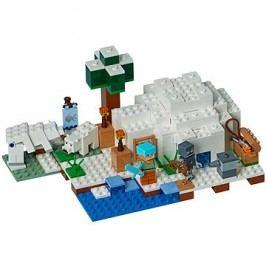 LEGO Minecraft 21142 Iglú za polárním kruhem