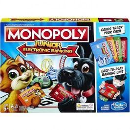 Monopoly Junior Electronic Banking CZ