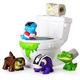 Flush Force 5 ks + záchod