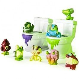 Flush Force 8 ks + 2 záchody