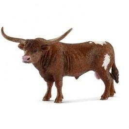 Schleich 13866 Texasský longhornský býk