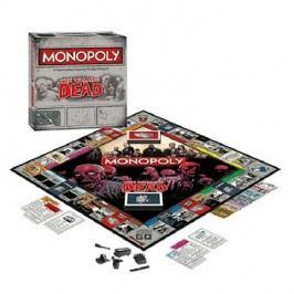 Monopoly Walking Dead, ENG