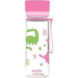 Aladdin Moje první AVEO láhev růžová 350ml