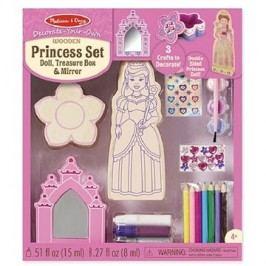 Dárková kreativní sada - Princezna
