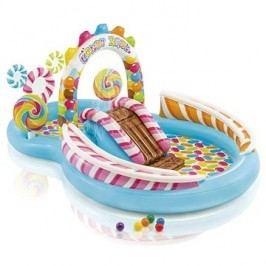 Bazén se skluzavkou