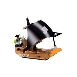 Cobi 6019 Piráti Jackova pirátská loď