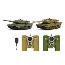 Jamara Bitevní set Leopard II - 2 tanky