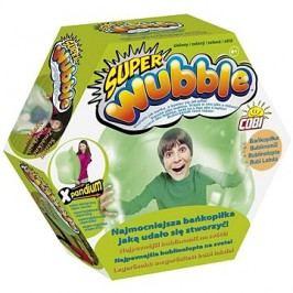Super bublinomíč - zelený
