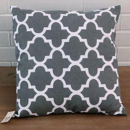 Povlak na polštář Home Design 45x45 cm bavlna