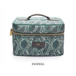 Kosmetický kufřík Essenza Tracy Solan zelený kosmetická taštička zelená