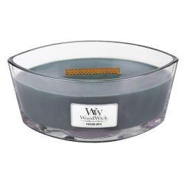 WW svíčka ve skle loď Evening Onyx  šedá