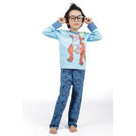 Chlapecké pyžamo Lenny Sky  Rex  šedá