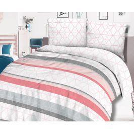 Povlečení Cottonlove Stripes 140x200 jednolůžko - standard bavlna