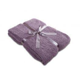 Luxusní deka Sleep Well antracitová 150x200 cm polyester