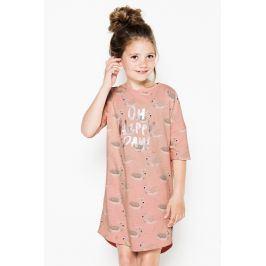 Dívčí noční košile Swans  vícebarevná