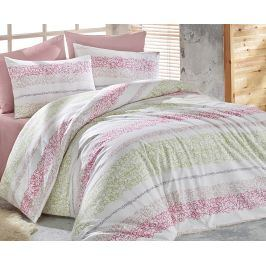 Povlečení Morel barevné 140x200 jednolůžko - standard bavlna