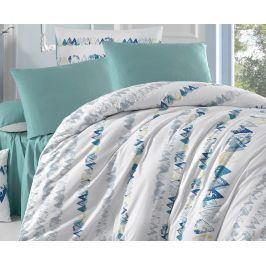 Povlečení Tuana 140x200 jednolůžko - standard bavlna