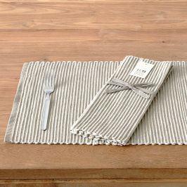 Prostírání Home Design béžové 30 x 45 cm béžová