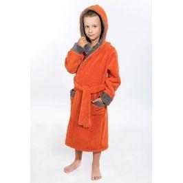 Chlapecký župan John  oranžová