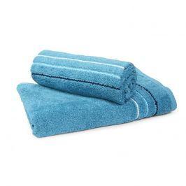 Ručník Siesta modrý 50x100 cm Ručník