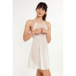 Luxusní košilka Angelina  ivory