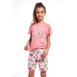 Dívčí pyžamo Lovely day  růžová