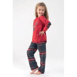 Unisex pyžamo Blackspade Winter  vícebarevná