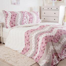 Povlečení Freja 140x200 jednolůžko - standard bavlna