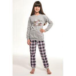 Dívčí pyžamo Koala  melange