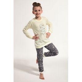 Dívčí pyžamo Sheep  ecru