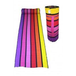 Plážová matrace Happy chic 60x180 cm barevná